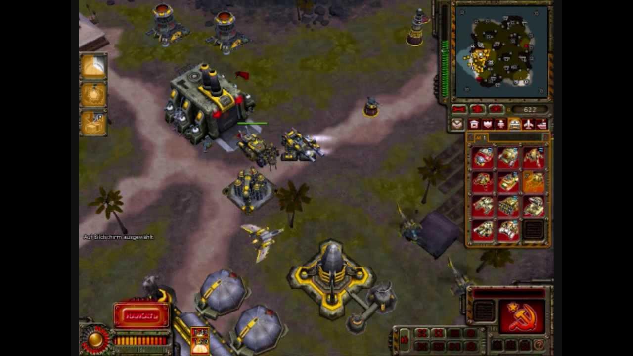 command conquer alarmstufe rot 3 der aufstand