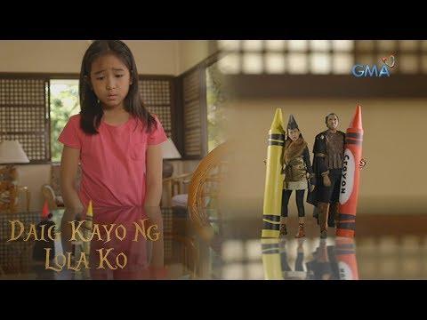 Daig Kayo Ng Lola Ko: Pinang gets teased by the elves!