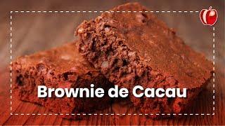 Brownie de cacau e modulação de serotonina