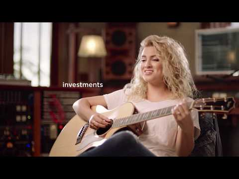 Tori Kelly for Nationwide: A song for planning for your babies' futures