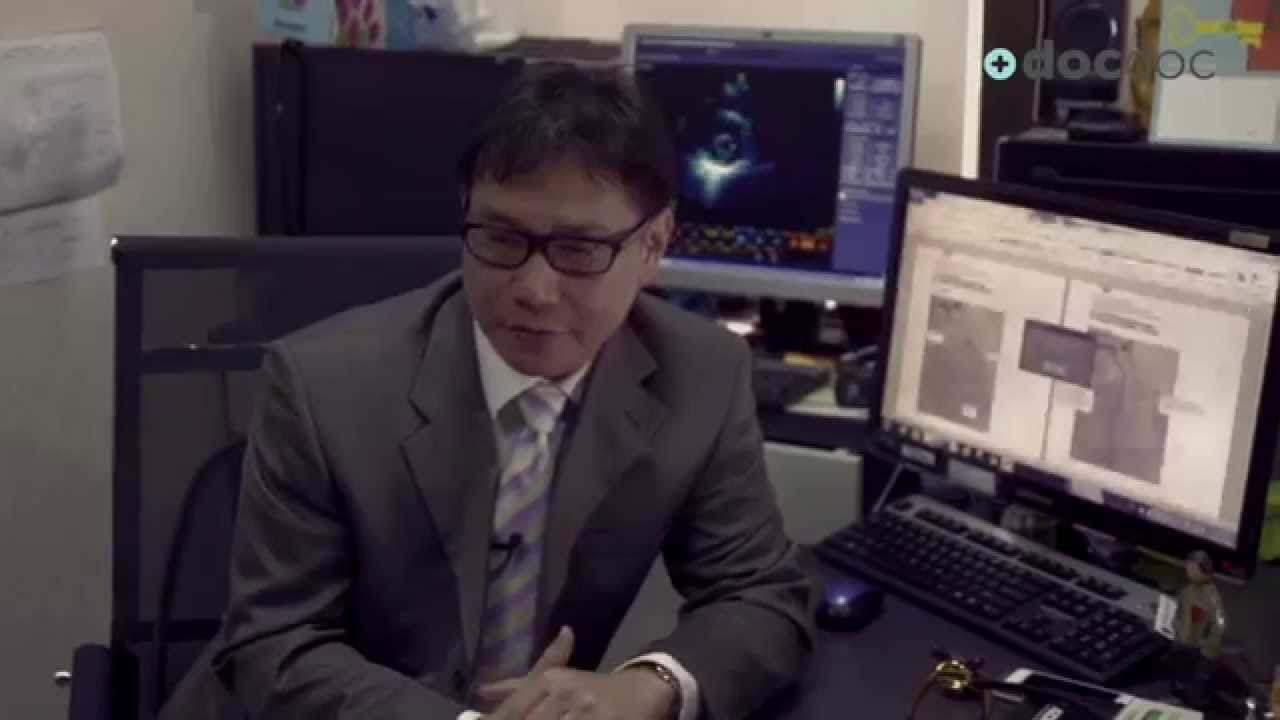 DocDoc Interviews Interventional Cardiologist Dr Eric Hong