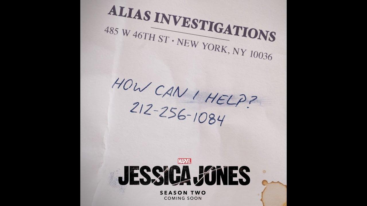 Jessica Jones Season 2 | Trailer Talk