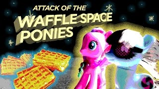 Night Of The Waffle Space Ponies - Flint Animation Camp