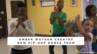 New Hip-Hop Dance Team (The Front Page)