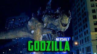 Godzilla (1998) EN 8 MINUTOS