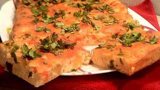 Вкуснейшая творожная запеканка с болгарским перцем и цветной капустой