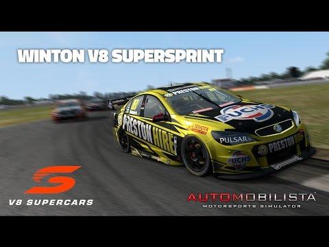 Automobilista: Winton V8 Supersprint (V8 Supercar @ Winton)