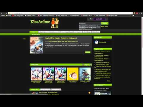 How to Download Anime Ep.1 : Kissanime (DDL)