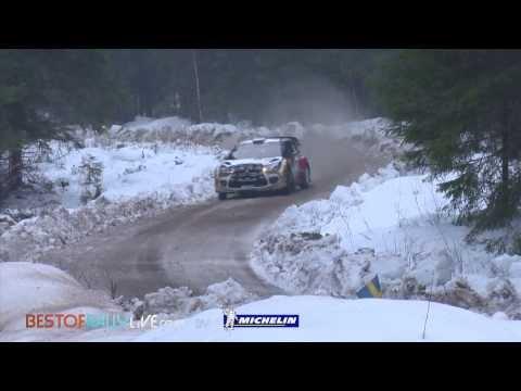 Shakedown - 2014 WRC Rally Sweden - Best-of-RallyLive.com