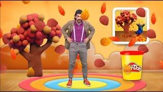 Conoce las estaciones del año 🍂 | La Hora del Aprendizaje Play- Doh