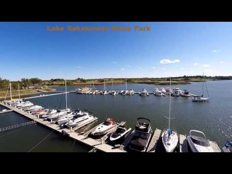 Short Clips - Aerials from North Dakota and Minnesota