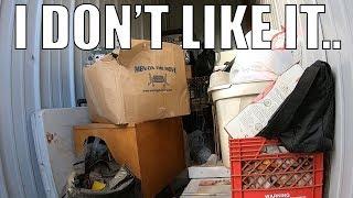 This Storage Locker Auction was WEIRD...