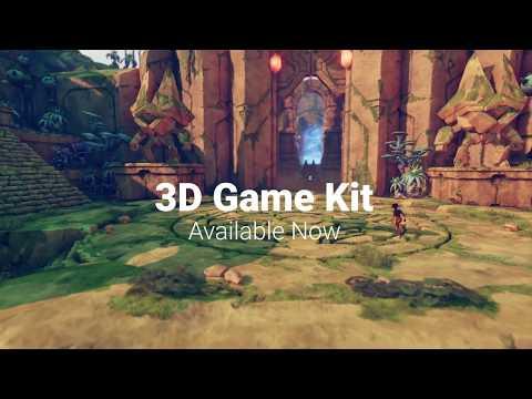 3D Game Kit