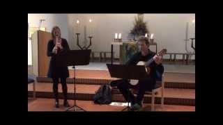 Carulli-Duo Baldassare Galuppi Sonate Nr.5 C-Dur Andante