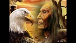 Tambor chamánico y Flauta nativa americana