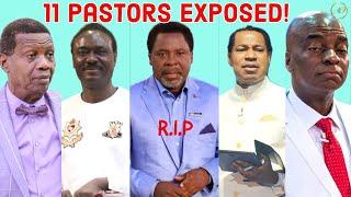 Pastor Friends Who Snubbed TB Joshua & Refuse To Send Condolences To His Family