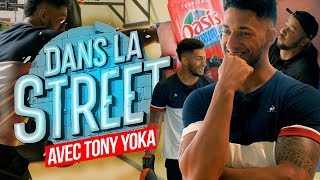 Dans La Street avec Tony Yoka !