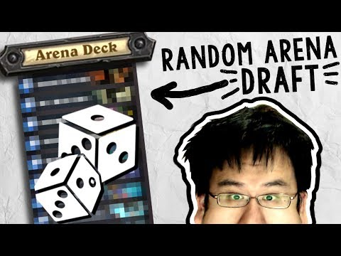 We Drafted an Entirely Random Arena Deck and Took It for a Spin