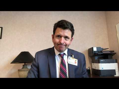 Covid-19 Update from Sierra Nevada Memorial Hospital President/CEO Dr. Brian Evans - 3/30/2020