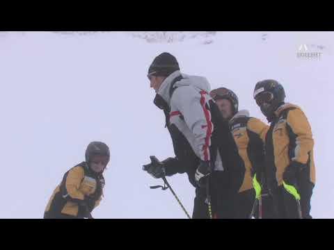 Dachstein-Gletscher: Test Skigebiet