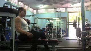 kayak endurance strength training mov