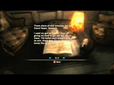 365 Games - Day 39: Resident Evil Revelations  