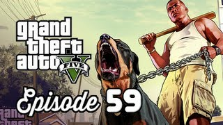 Grand Theft Auto 5 Walkthrough Part 59 - Construction Assassination (GTAV Gameplay Commentary )