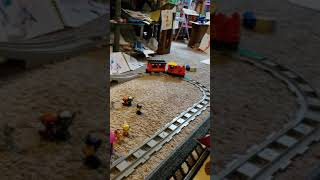 Princess Euniece play a New Toys LEGO jan.21,2019