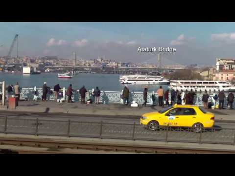 Video Tour of Istanbul