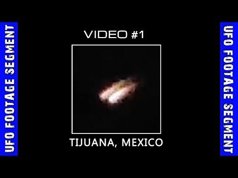 UFO SIGHTING • Bizarre Fireball Anomaly • Tijuana Mexico
