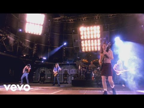 AC/DC - Let There Be Rock (from Live At Donington)