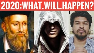 Nostradamus Predictions Explained Tamil