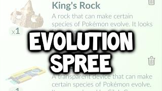 POKEMON GO GEN 2 EVOLUTION SPREE w/ Luzu from LuzuGames/LuzuVlog! ★ Pokémon GO Livestream!