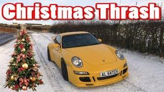 350 bhp Christmas Drive Porsche 997