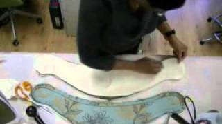 How to make professional Tie Backs for Curtains(, 2011-12-08T20:04:53.000Z)