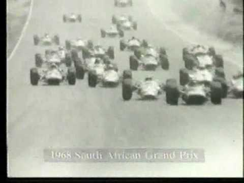 GP da Africa do Sul 1968 de F1