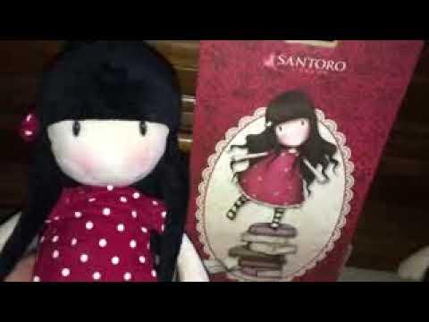 Bambole Di Stoffa Santoro Gorjuss Youtube