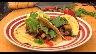 Sirloin Steak Fajitas--the Easy Way