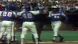 ATL@CIN: Hank Aaron hits homer 714, tying Babe Ruth