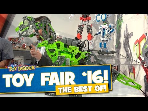 HOTTEST NEW TOYS FOR 2016 - Recap of Toy Fair 2016!