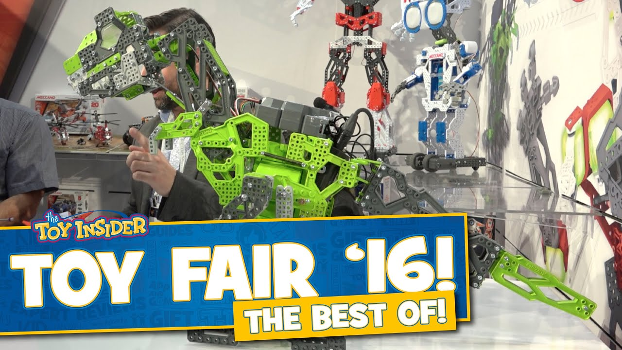 HOTTEST NEW TOYS FOR 2016 Recap of Toy Fair 2016
