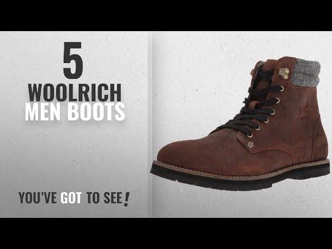 60eef381a73 Top 10 Woolrich Men Boots [ Winter 2018 ]: Woolrich Men's 1830 ...
