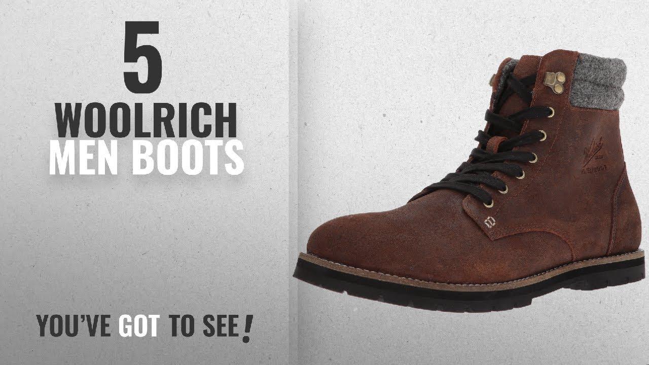 8cb068ddfab Top 10 Woolrich Men Boots [ Winter 2018 ]: Woolrich Men's 1830 Explorer  Chukka Boot, Chocolate/Ash,