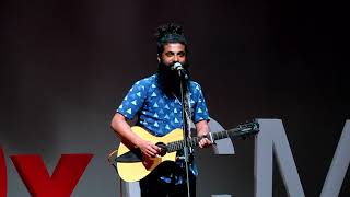 Soulful Melodies by Vasu Dixit | Vasu Dixit | TEDxCMRIT