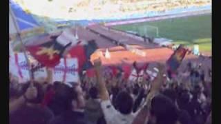 Ultras Genoa  Roma-Genoa 3-2 2007/08 Sintesi trasferta (Goal in diretta)