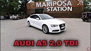 Audi A5   2.0 TDI   Otomobil Günlüklerim