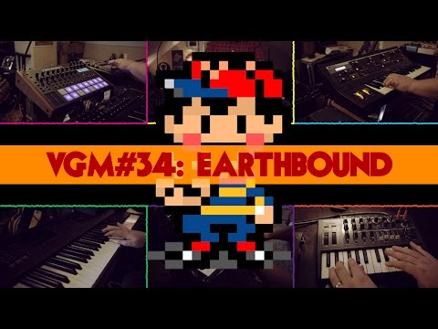 VGM #34: Choose a File/Your Name Please (Earthbound)