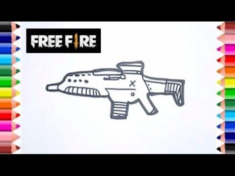 42 Koleksi Gambar Free Fire Untuk Diwarnai Gratis