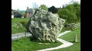The Largest Stone Circle in Europe - Avebury