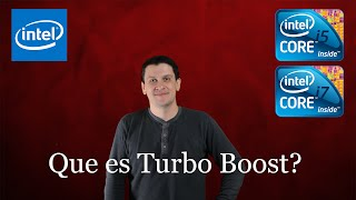 Que es Turbo Boost